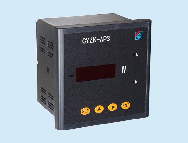 CYZK-AP3智能三相交流有功功率数显控制yi
