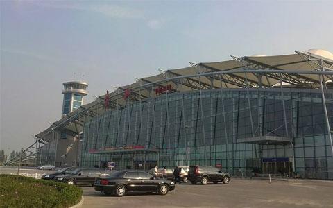 唐shan机场全套供电xi统jianshe